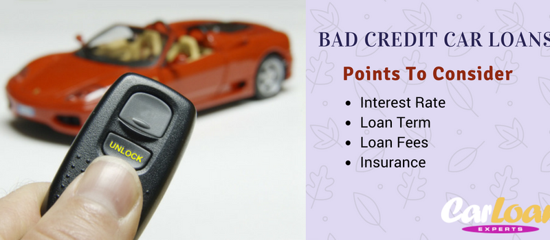 What You Should Know About Bad Credit Car Loan Taxi Loans